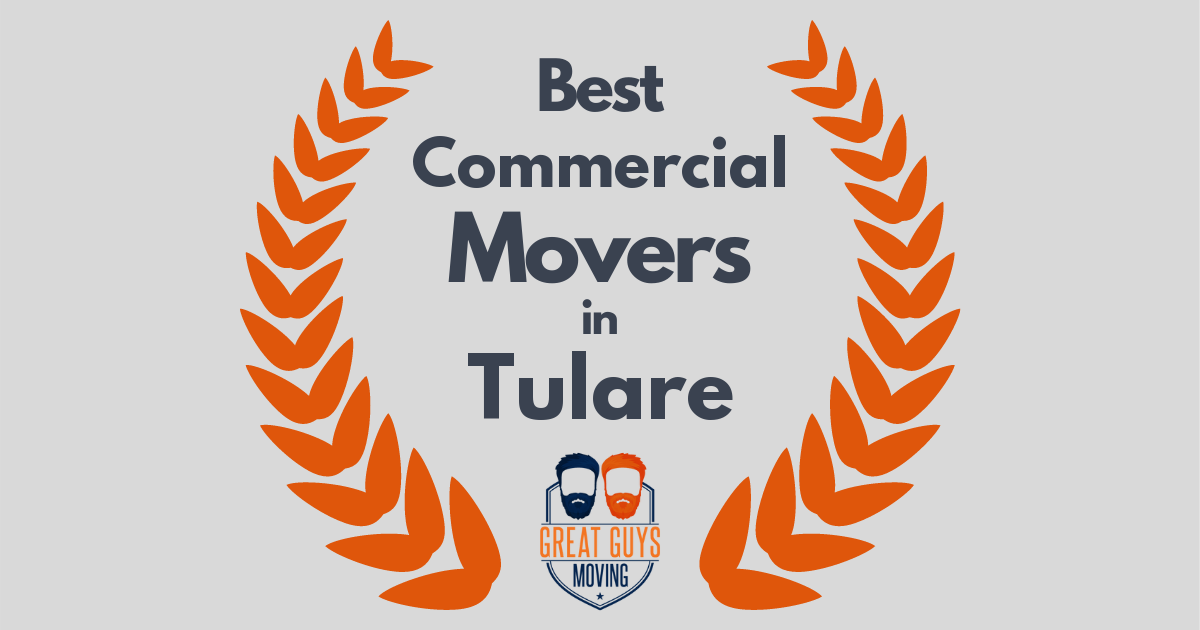 Best Commercial Movers in Tulare, CA