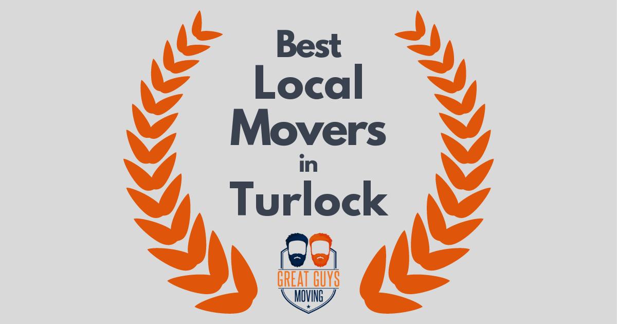Best Local Movers in Turlock, CA