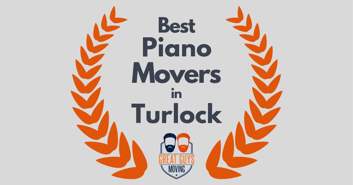 Best Piano Movers in Turlock, CA