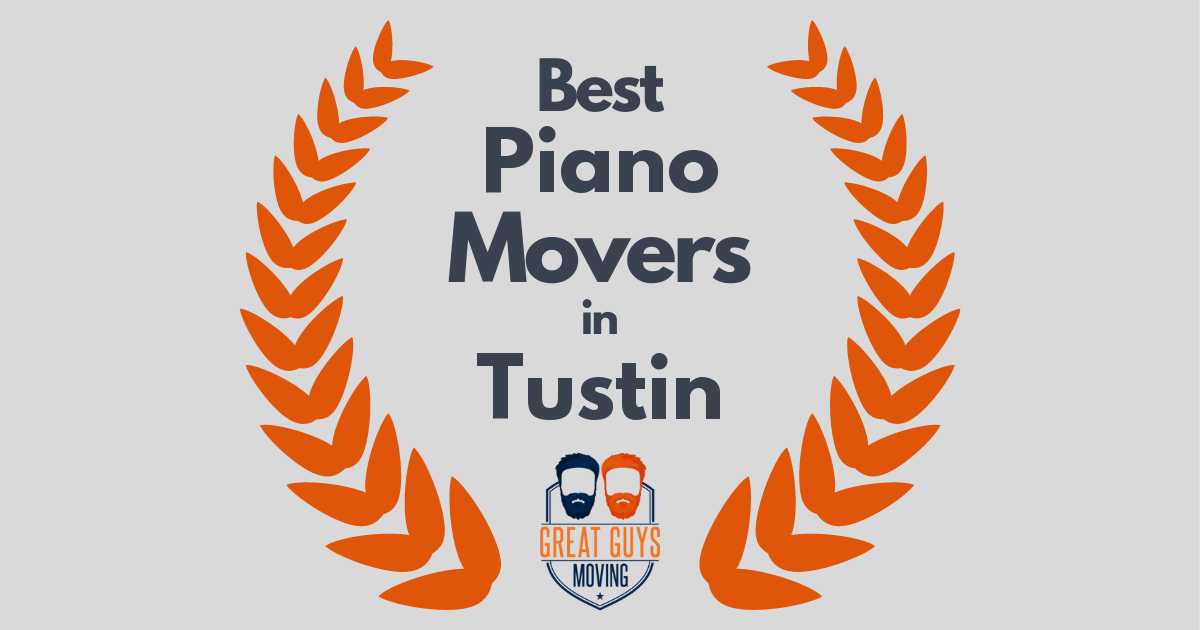 Best Piano Movers in Tustin, CA