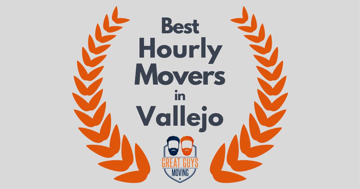 Best Hourly Movers in Vallejo, CA