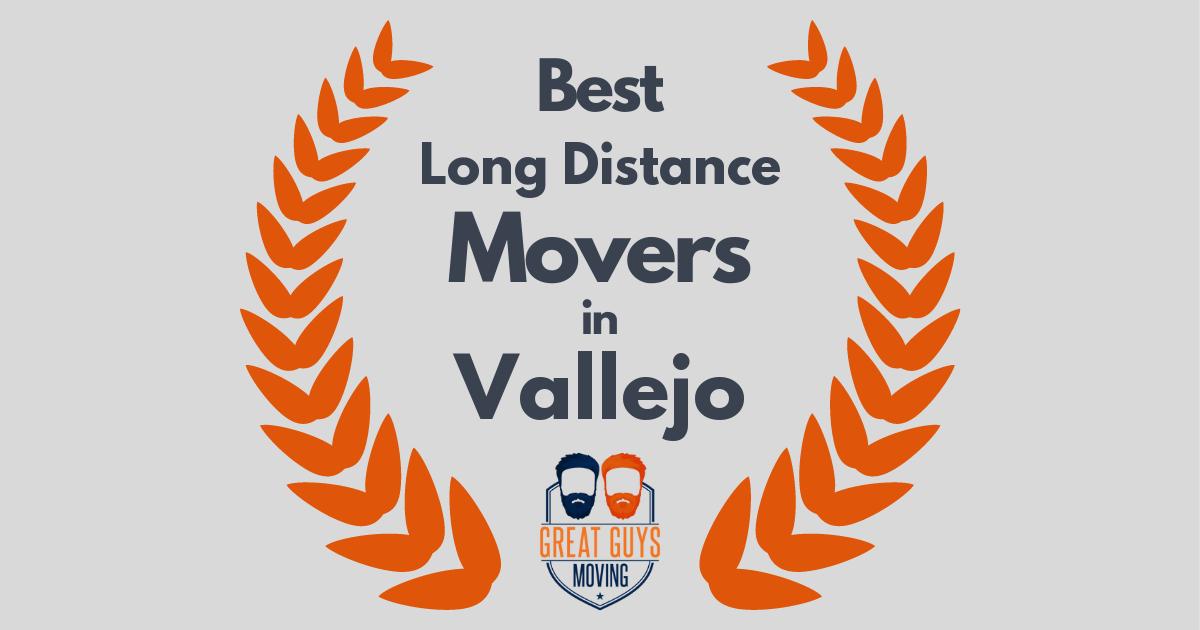 Best Long Distance Movers in Vallejo, CA