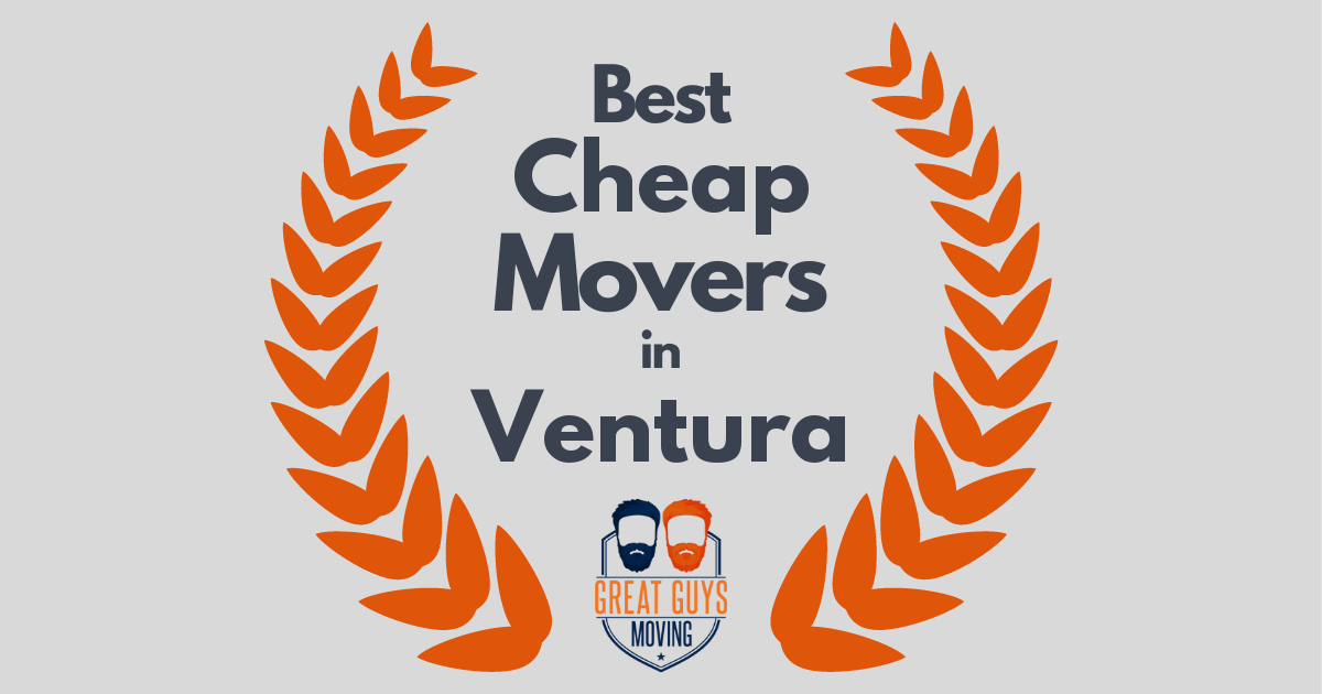 Best Cheap Movers in Ventura, CA