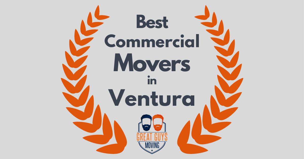 Best Commercial Movers in Ventura, CA