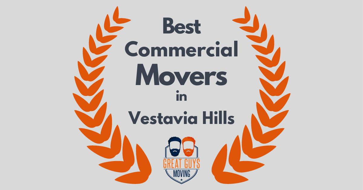 Best Commercial Movers in Vestavia Hills, AL