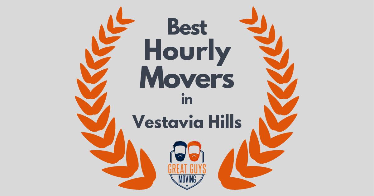 Best Hourly Movers in Vestavia Hills, AL
