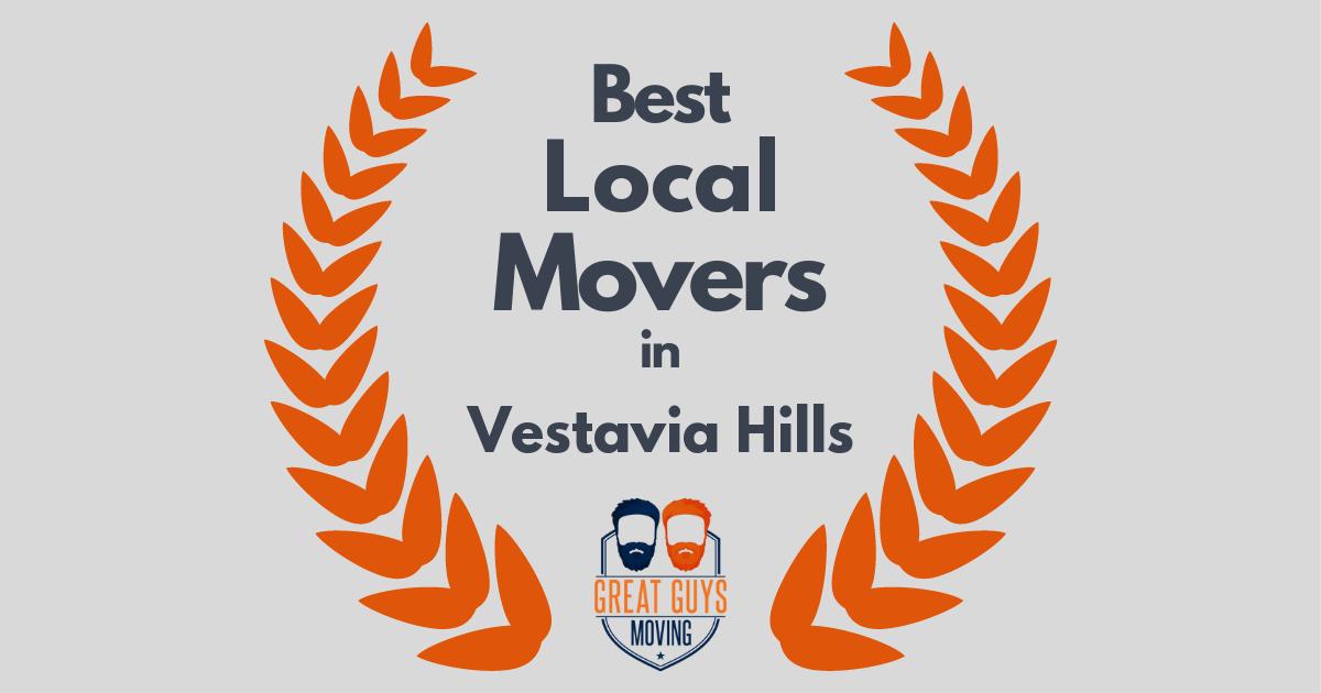 Best Local Movers in Vestavia Hills, AL