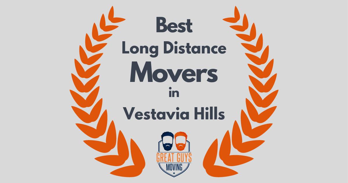 Best Long Distance Movers in Vestavia Hills, AL