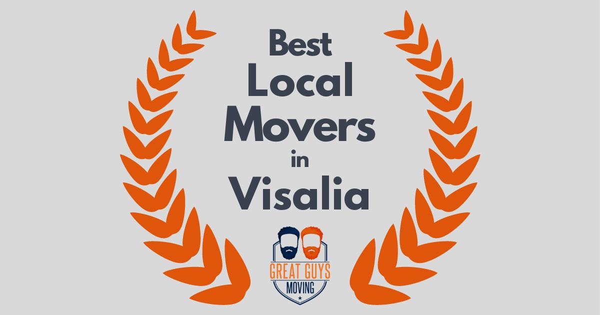 Best Local Movers in Visalia, CA