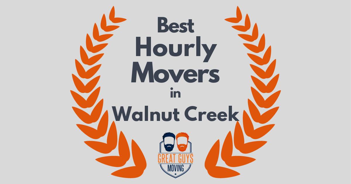 Best Hourly Movers in Walnut Creek, CA