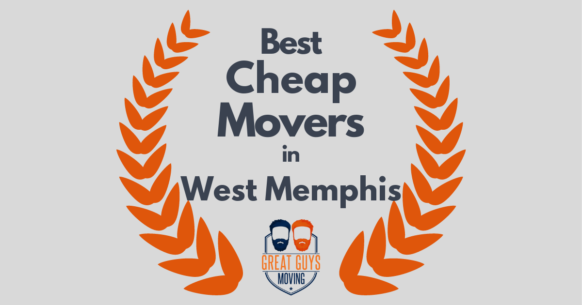 Best Cheap Movers in West Memphis, AR