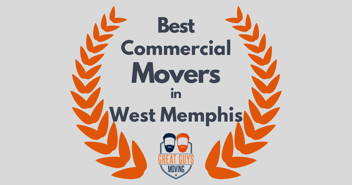 Best Commercial Movers in West Memphis, AR