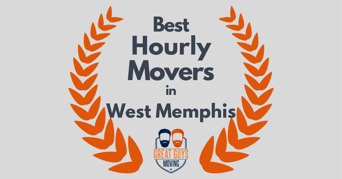 Best Hourly Movers in West Memphis, AR