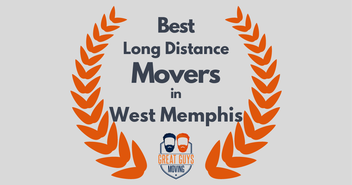 Best Long Distance Movers in West Memphis, AR