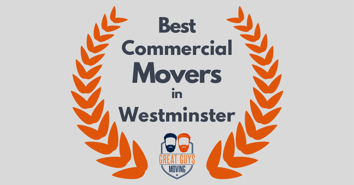 Best Commercial Movers in Westminster, CA