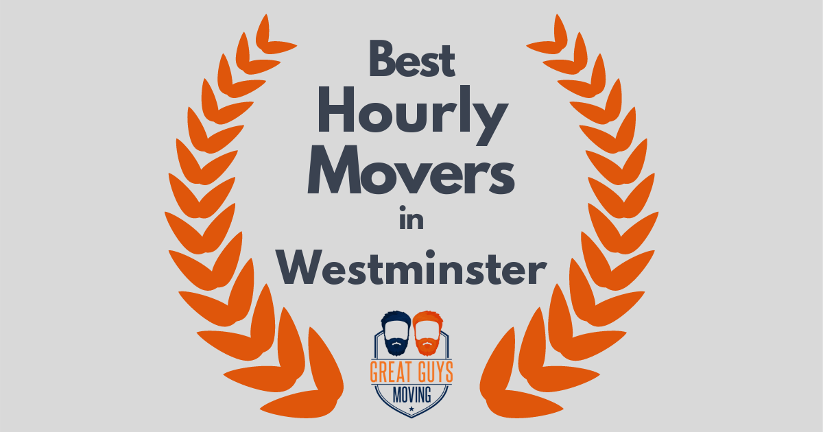 Best Hourly Movers in Westminster, CA