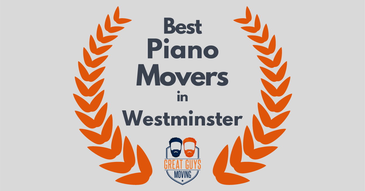 Best Piano Movers in Westminster, CA