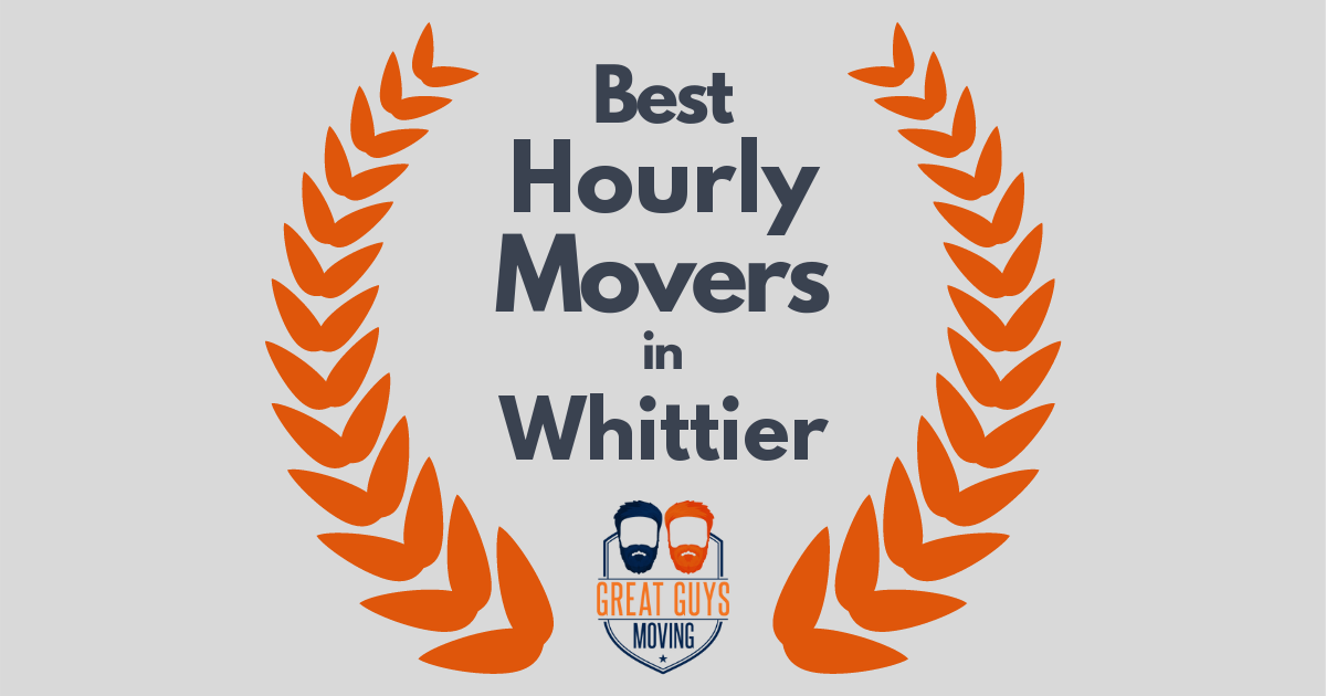 Best Hourly Movers in Whittier, CA
