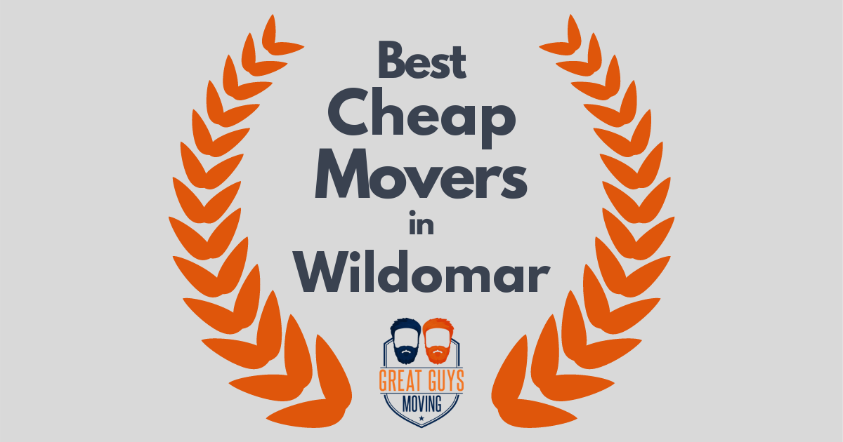 Best Cheap Movers in Wildomar, CA