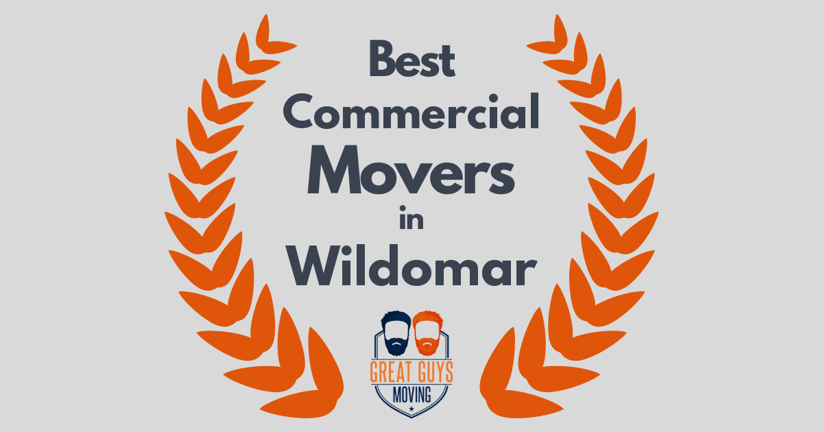 Best Commercial Movers in Wildomar, CA