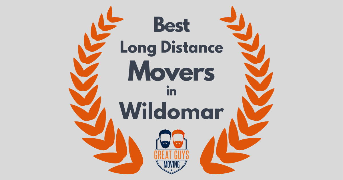 Best Long Distance Movers in Wildomar, CA