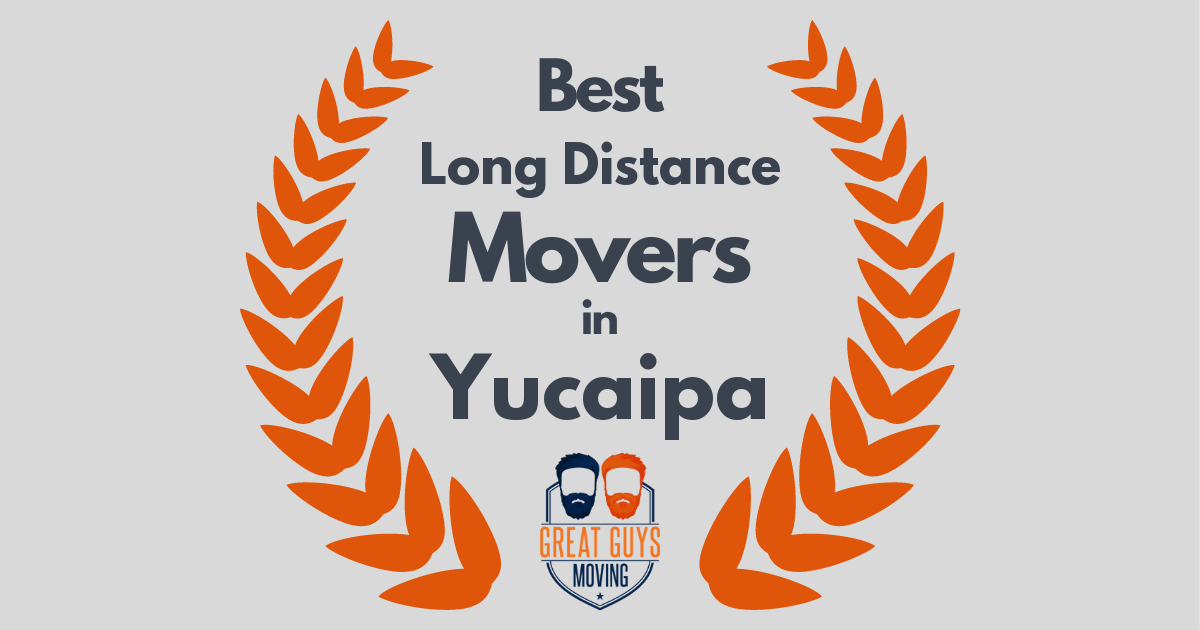 Best Long Distance Movers in Yucaipa, CA