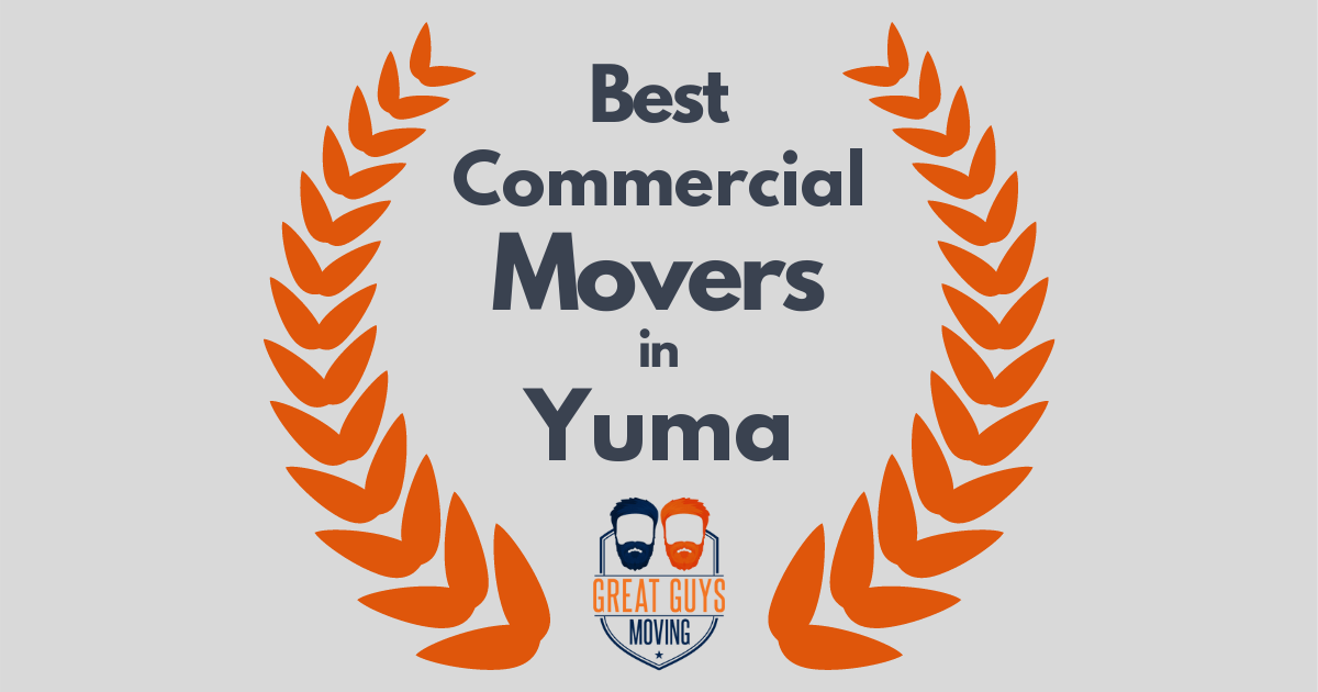 Best Commercial Movers in Yuma, AZ