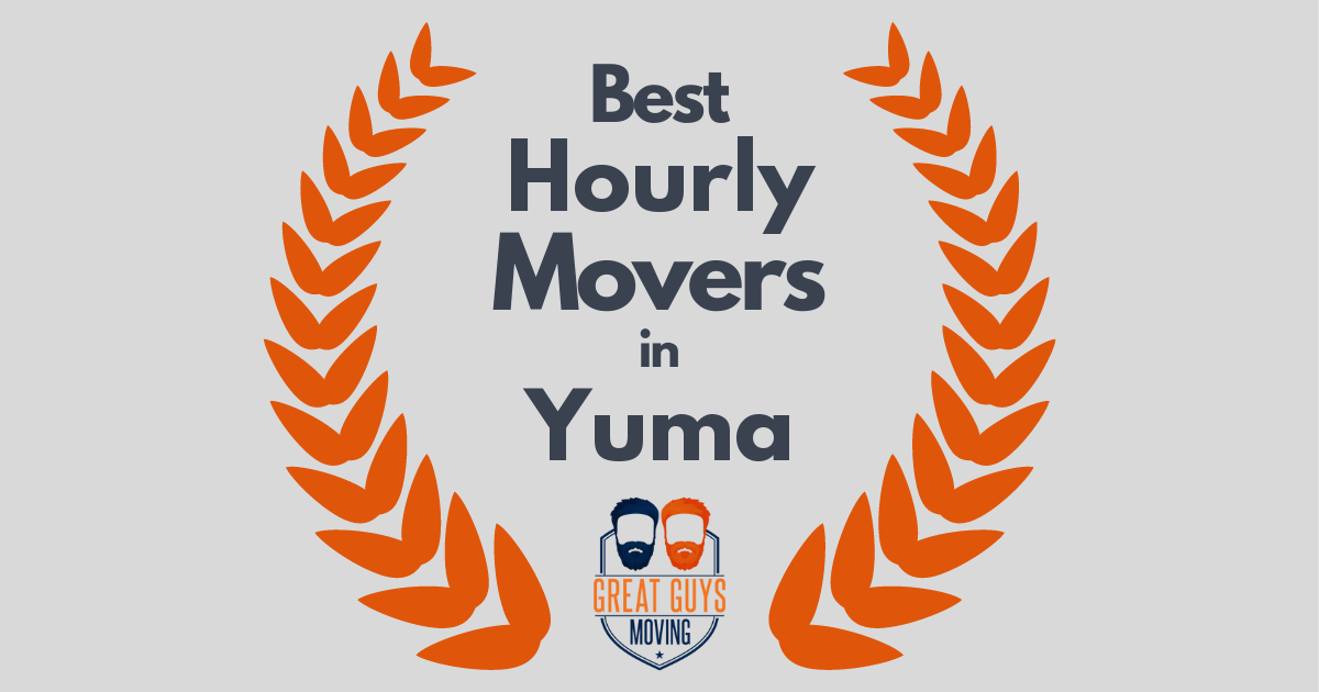 Best Hourly Movers in Yuma, AZ