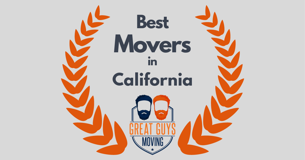 Best Movers in California